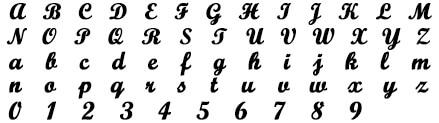 Alphabet Bracelet d'amitié-NDXOF