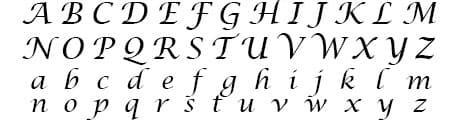 Alphabet 24 NDXOF