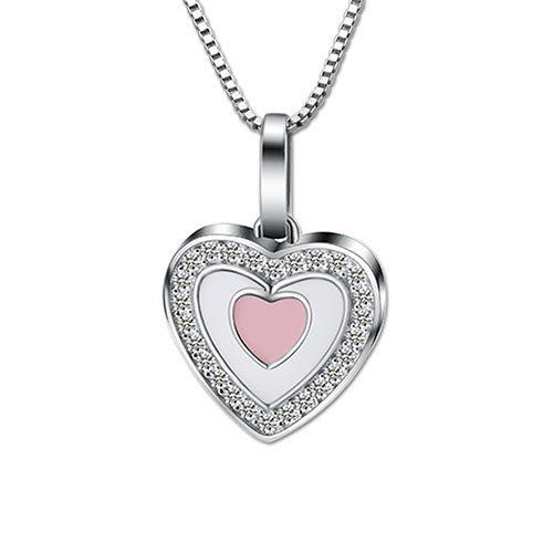 Pendentif photo coeur en Argent 925, c'est le cadeau parfait à offrir à votre bien-aimé pour les fêtes ou à votre meilleur amie pour son anniversaire