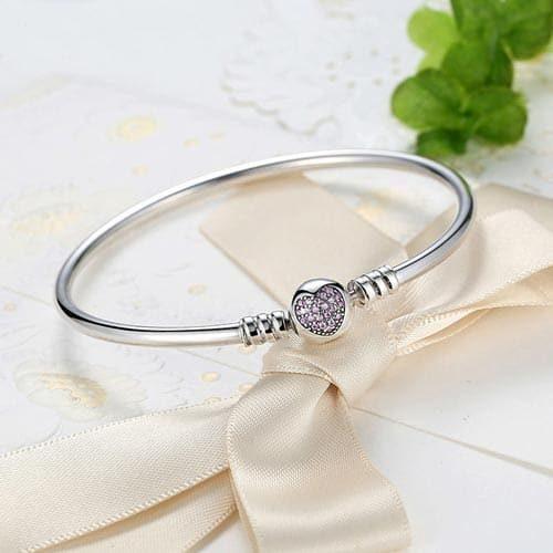 Bracelet charm coeur IMG