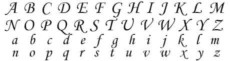 Alphabet 17 NDXOF