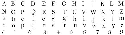 Alphabet 4 NDXOF