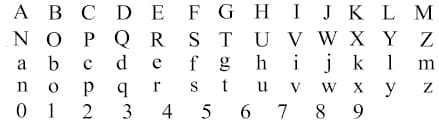 Alphabet 16 NDXOF
