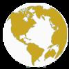 Logo livraison internationale La boutique MAB