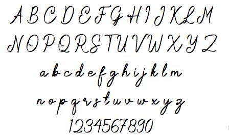 Alphabet collier bois NDXOF