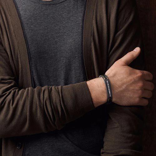 Bracelet magnétique personnalisé