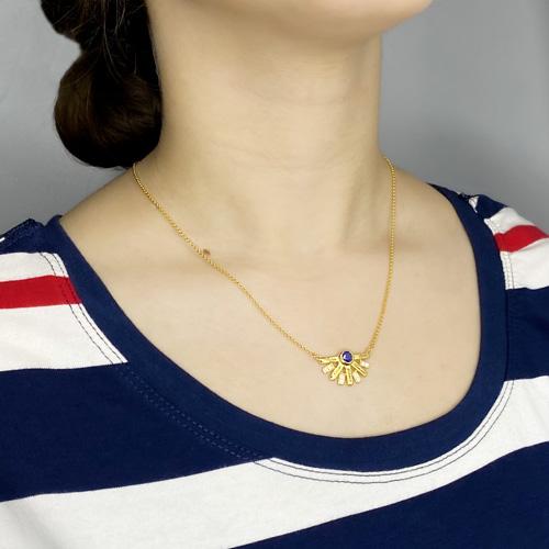 bijou personnalisble en forme de soleil Collier soleil personnalisé en argent