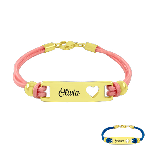 Bracelet personnalisé pour enfant
